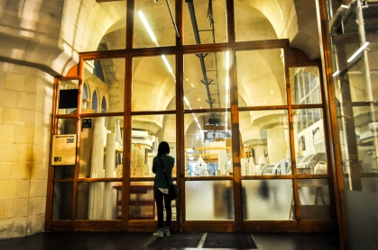 Museum and Workshop in the basement, equipped with 3D printing machines also.