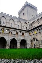 Second interior courtyard