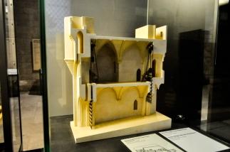 Beautiful sectional model